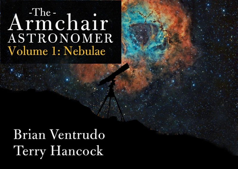 The Armchair Astronomer, Volume 1: Nebulae