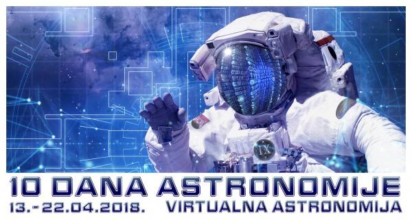 10 dana astronomije 2018.