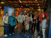 Put u CERN