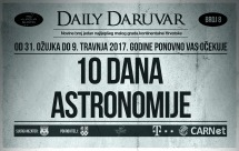 10 DAys of Astronomy 2017